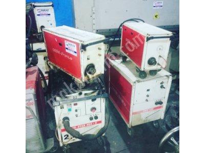 350Lik 450Lik 550Lik Sulu Gaz Altı Kaynak Makineleri