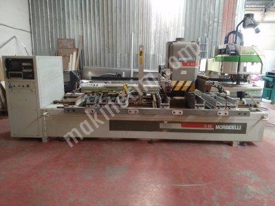 Morbidelli U 46 Fincan Tablalı Cnc Makinası 2.el (Arızalı)