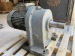 15 Kw 58 Devir Remak Marka Redüktörlü Motor