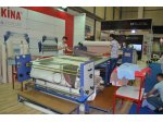 Tural Makina TM-1800 / TC-605 Parça Metraj Kumaş Kağıt Transfer Baskı Makinası