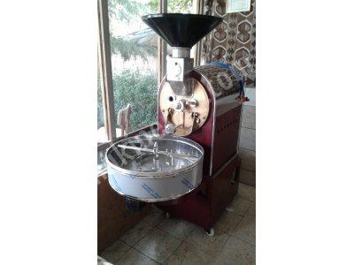 Uskan Marka 12 Kg.lık Kahve Kavurma Makinaları