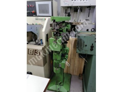 İtalyan İç Oyma Makinesi