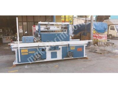 Talaşsan Kaba Talaş Makinası 12 Bıçaklı Bakımlı