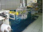 Satılık Thermeform Makinası Piknik Reçel Şokellla Tipi Kalıpları Var
