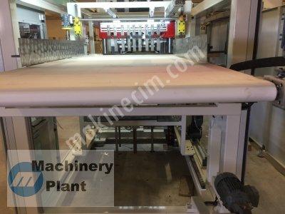 Satılık Plastik Thermoform Kap Makinası