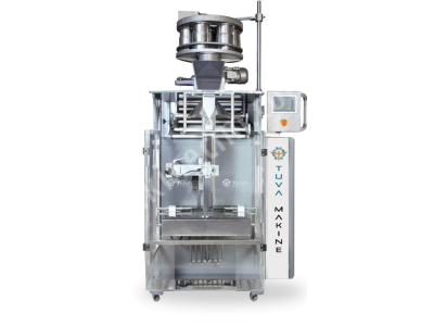Volumetrik Sistem Dikey Paketleme Makinelesi