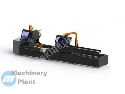 Otomatik Çift Kafa Alüminyum Kesim Makinesi