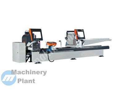 Otomatik Çift Kafa Pvc Profil Kesim Makinesi