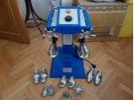 Ems 285 Isıtmalı Ayakkabı En Ve Boy Açma Makinesi.