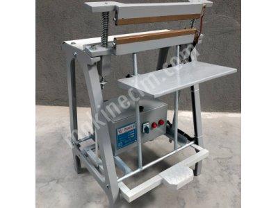 Tgay240 Soğuk Çene Naylon Torba Paket Ağız Yapıştırma Makinesi