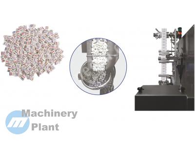 Otomatik Küp Şeker Sarma Makinası