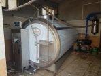6000lt yatay oatamatik yıkamalı süt sogutma tankı