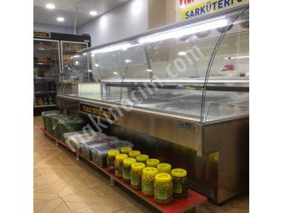 Şarküteri Market Buz Dolabı (05512314500)