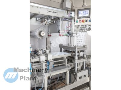 Fruit Yoghurt And Pudding Filling Packaging Machine