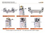 Pvc Alüminyum İşleme Makinaları
