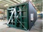 Vacuum Fumigation Chamber