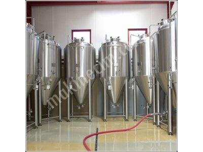 Beer Fermentation Tanks / 3000Lt