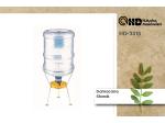 Bottle Stand Drinker Hd-3315