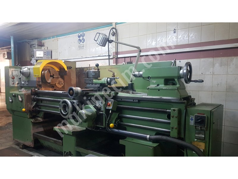 VDF BOEHRİNGER 1500MM DIGITAL SERIES AUTOMATIC MULTI-CLEAN LATHE
