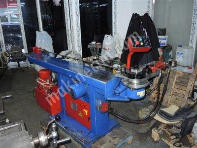 Satılık Cansa Hidrolik Boru Bükme Makinası