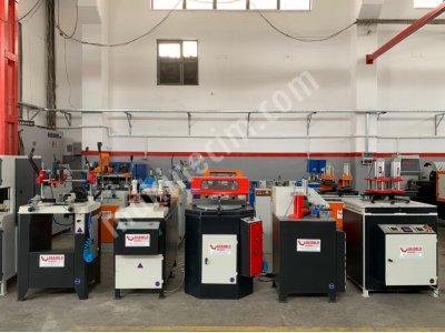 Pvc Makinaları Anadolu Makinadan 5 Li Set