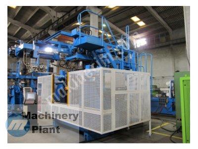 ماكينة نفخ بلاستيك 60 لتر