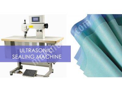 Ultrasonic Sewing/sealing Machine, Double Motor, Good Horn. High Quality.