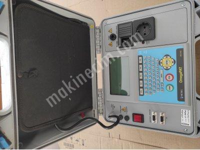 Elektriksel güvenlik test cihazı (Metrel OmegaPAT MI2140)