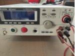 Elektriksel Güvenlik Test Cihazı (Ac/dc/ır/gb)