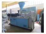 used pvc profile extrusion line