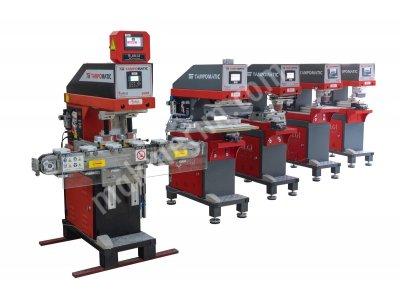 Tampon Baskı Makinesi Tekstil baskı makinesi