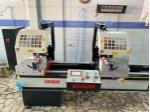 Kaban Marka Çift Köşe Kesim Makinası Teknik Makina