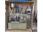 Kabartma vanilya dolum makinası