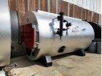 BUHAR KAZANI 6 bar 4000 kg buhar