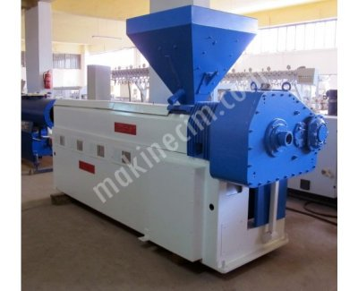 used Extruder 90 mm