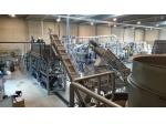 Acil satılık Plastik Geridönüşüm tesisi 1,5 ton saat kapasiteli