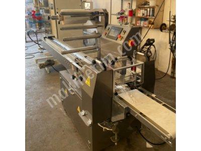 Roll ekmek paketleme makinası