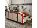 Susamlı pasta şekillendirme makinası