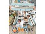 Pedallı Pnomatik Poşet Yapıştırma Makinası 80 Cm (ithal Ürün)