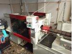 Demag D 210-730 500 Gr 210 Tonluk Plastik Enjeksiyon Makinası