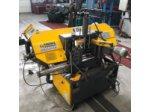 Açılı Hidrolik Üst Baskılı Kesmak Marka 280 Lik Tam Otomatik Şerit Testere