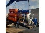 100 Litrelik Atık Motor Yağı Geri Dönüşüm Makinası
