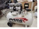 Pars Marka Sessiz Yağsız Hava Kompresörü 50 Litre Bakır Sargı !!
