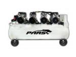 200 Lt 4 Kafa 8 Piston Yağsız Sessiz Kompresör Sıfır Ürün 2 Yıl Garanti
