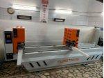 Pvc Doğrama Makinaları Az Kullanılmıs Çift Köşe Kaynak Makinası