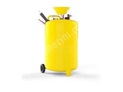 Köpük Ve Sıvı Püskürtme Tankı 90 Litre - Gnd