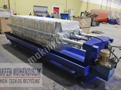 Satılık Pres Filtre Akfen Makine