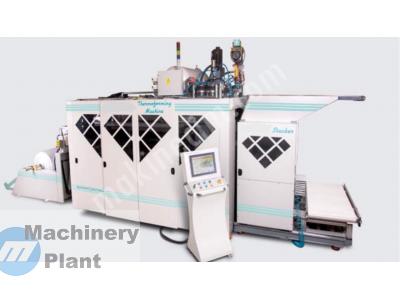 Termoform Plastik Bardak Üretim Makinası