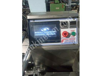 Krokan paketleme makinası