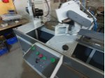 Automatic Double Corner Cutting Machine Toskar Woodmaster Wm 250